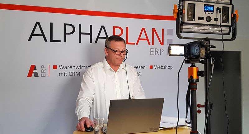 ALPHAPLAN ERP LIVE 2021 Referent