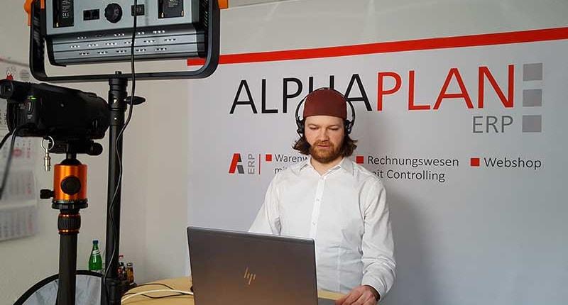 ALPHAPLAN ERP, ALPHAPLAN LIVE Referent
