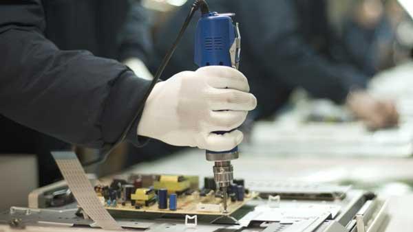 ERP-Branche-Auftragsfertigung