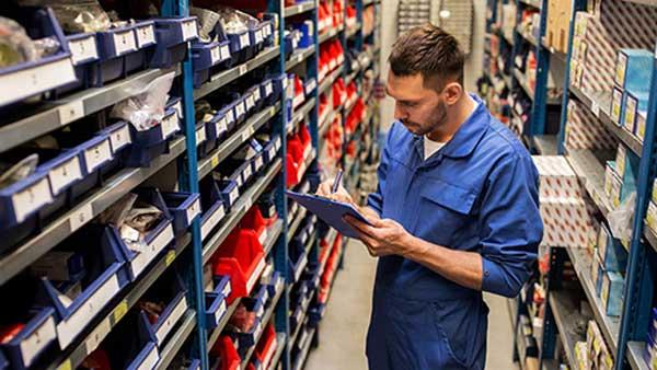 ERP Branche Elektronik Distribution Lager